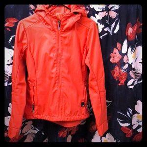Orange Bench jacket